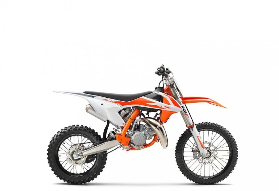 KTM 85 SX 17:14 2020